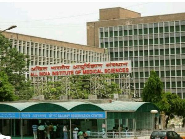 AIIMS doctor commits suicide