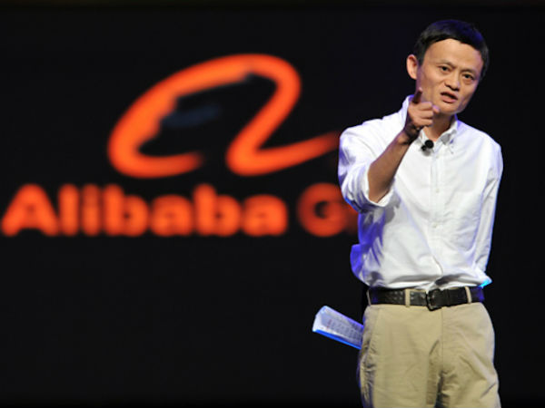 Alibaba enters agreements with partners