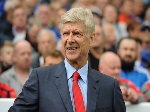 Arsene Wenger (Image courtesy: Arsenal FC Twitter handle)