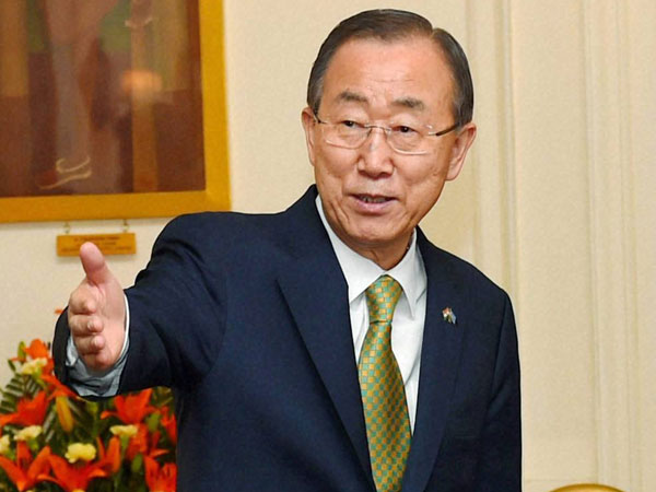 Proud to call myself a feminist:UN chief