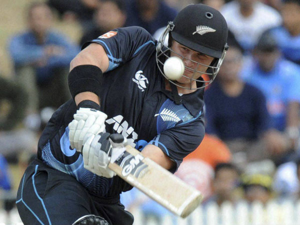 New Zealand recall Corey Anderson into ODI squad for India