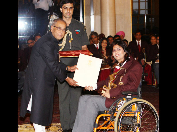Deepa Malik wants to support disabled women with her Rio Paralympics silver medal