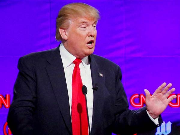 Donald Trump's donations under scanner