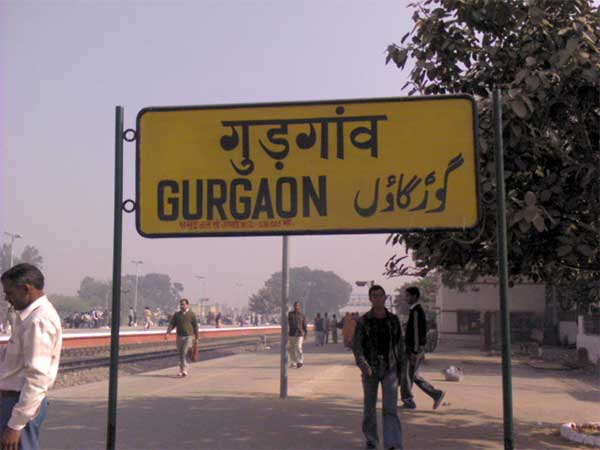 Approval to change Gurgaon's name