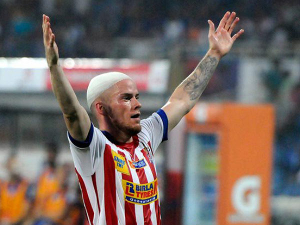 Iain Hume (Image courtesy: Indian Super League Twitter)