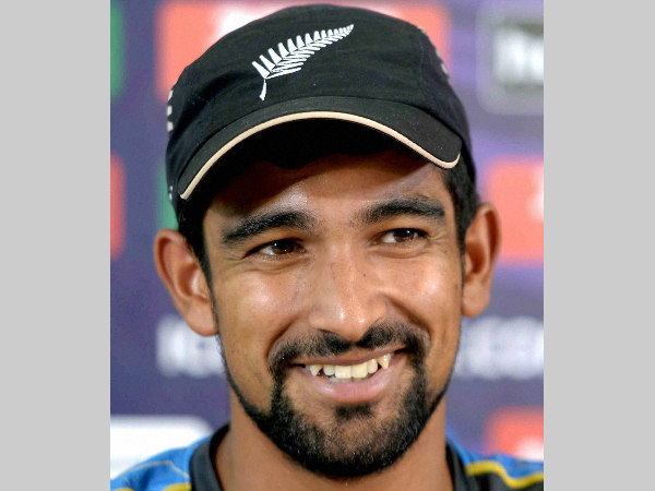 A file picture of Ish Sodhi