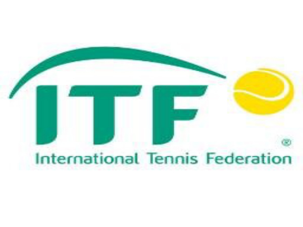 Indian Tennis Federation official logo (Image courtesy: ITF Twitter handle)