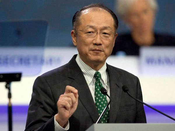 World Bank chief Kim heads for 2nd term