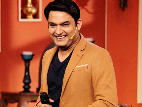 MNS files complaint against Kapil Sharma