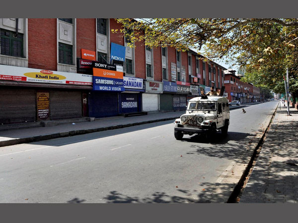 Kashmir remains shut for 64th day