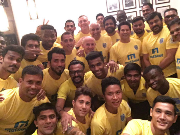 ISL 2016: Kerala Blasters announce revamped 27-member squad