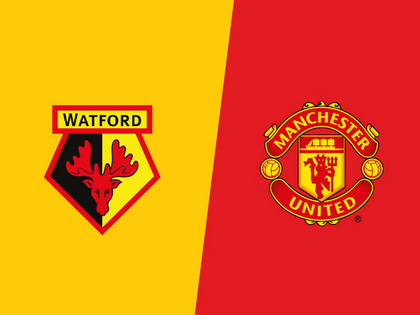 Watford Vs Manchester United (Image courtesy: Manchester United Twitter handle)