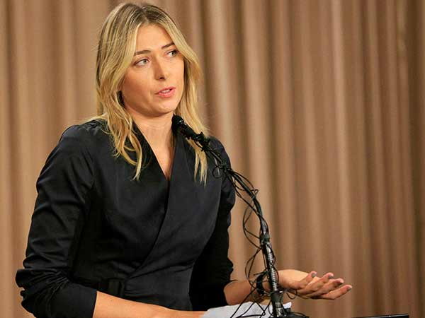 Maria Sharapova will know in October if her doping ban goes