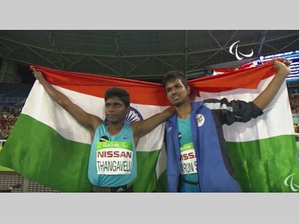 Golden boy Mariyappan Thangavelu now wants to give his mother rest from her job