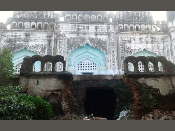 Ayodhya temple trust to rebuild mosque