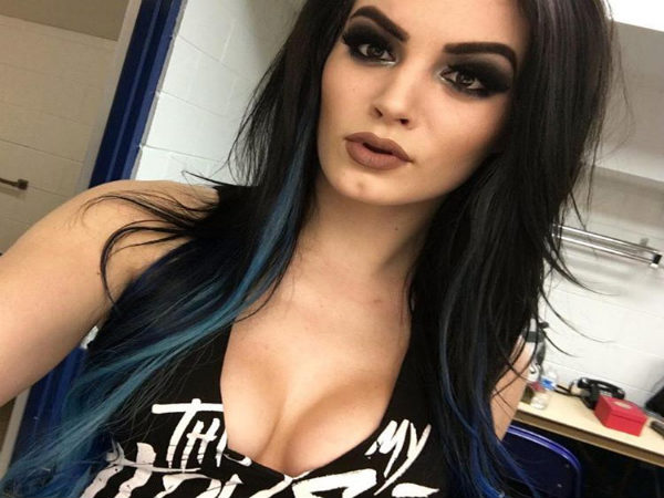 Paige confirms that she is not quitting WWE (image courtesy Instagram)