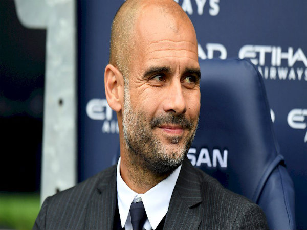 File photo: Pep Guardiola
