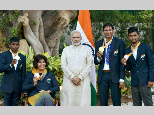 Rio 2016: Paralympic medallists to be recommended for Padma awards