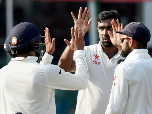 India savour big win in 500th Test: Twitterati hail Ashwin, Jadeja