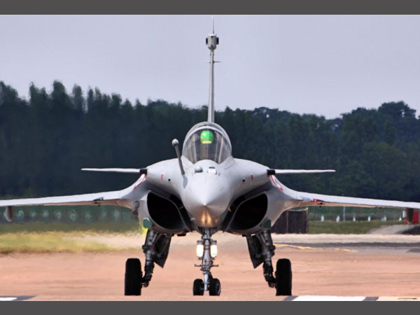 Finally, the deal's done: 17 years to Rafale