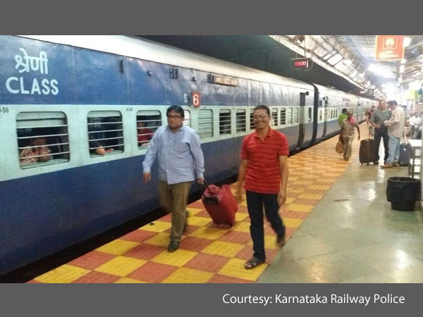 Rail roko in K'taka: Don't panic, have a safe journey, says railway police