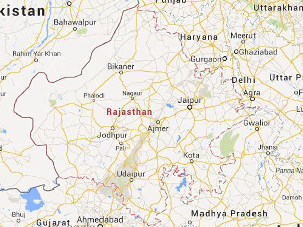 UAV crashes near Jaisalmer