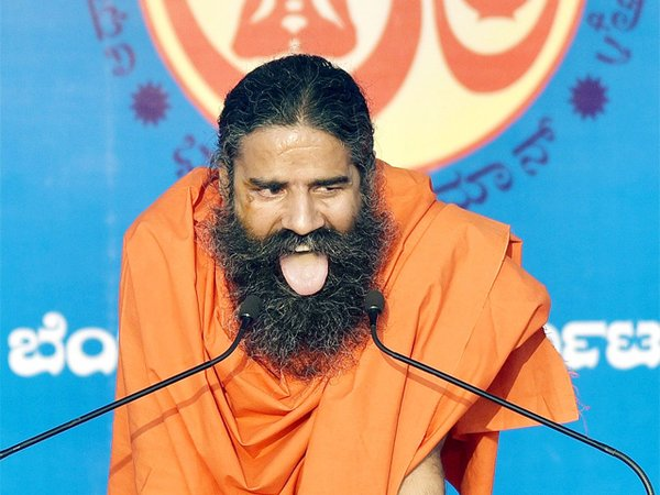 Baba Ramdev sets out to milk the cow!