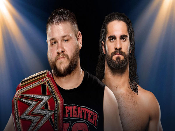 Seth Rollins Vs Kevin Owens is the main event of Clash of Champions (image courtesy wwe.com)