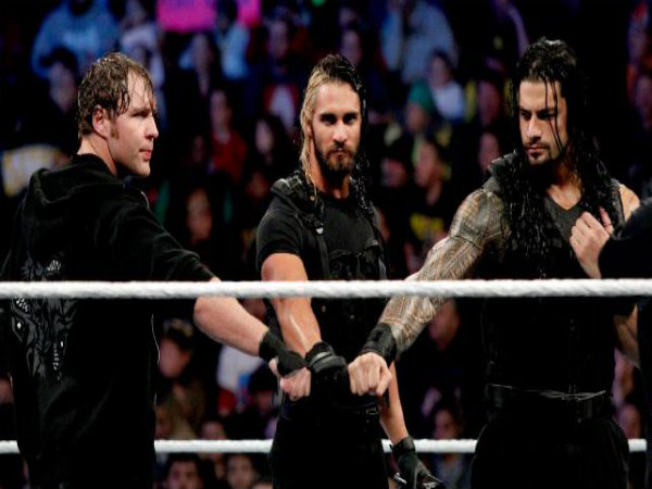 The Shield to reunite soon? (image courtesy WWE)