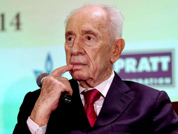 Israel: Shimon Peres stable after stroke
