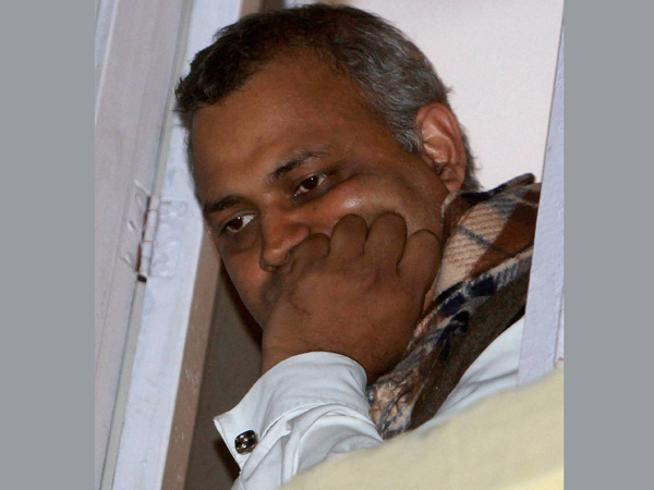 AAP leader Somnath Bharti arrested