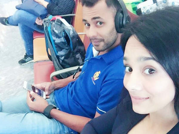 'Taunting me with suicide is shameful' - Stuart Binny's wife hits back at trolls