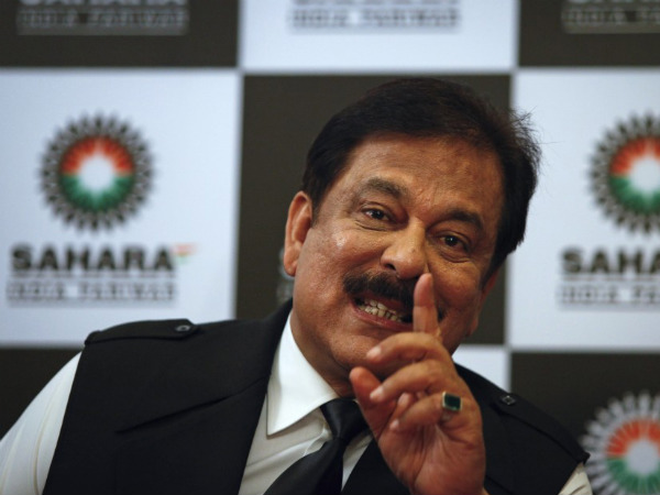 SC sends Subrata Roy back to Tihar jail