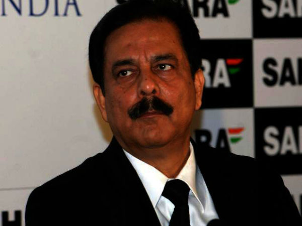 Surrender by Sept 30: SC to Subrata Roy