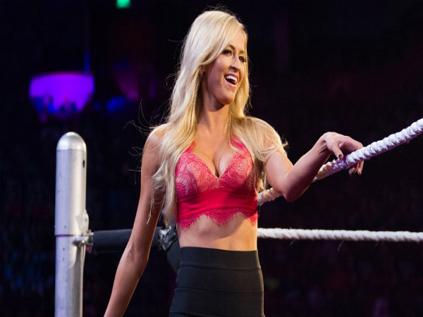 Summer Rae is injured, too (image courtesy WWE.com)