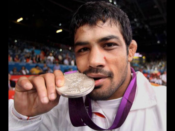 Sushil Kumar became only the second Indian wrestler after KD Singh to win an Olympic medal in wrestling.