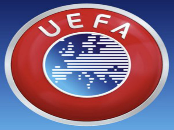 File photo: UEFA official logo