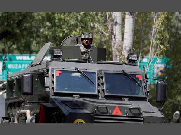 Indian army prevents infiltration bid