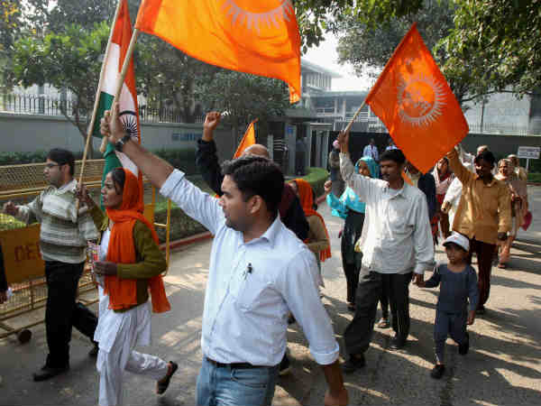 VHP resolves to expand its activities to empower Scheduled Castes and Scheduled Tribes