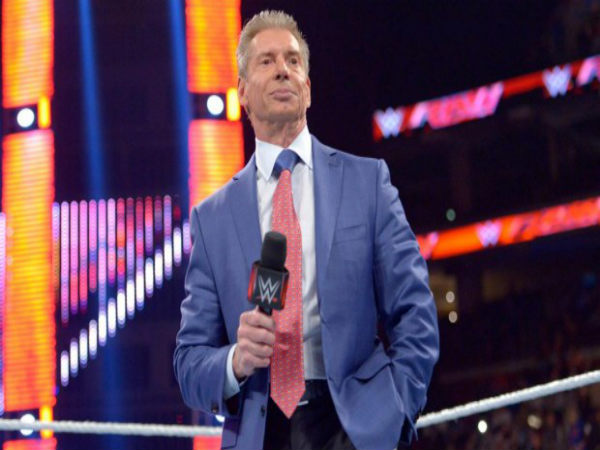 WWE Chairman is suffering from an injury (image courtesy wwe.com)