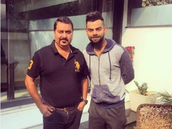Virat Kohli's perfect Teachers' Day tribute for childhood coach Rajkumar Sharma