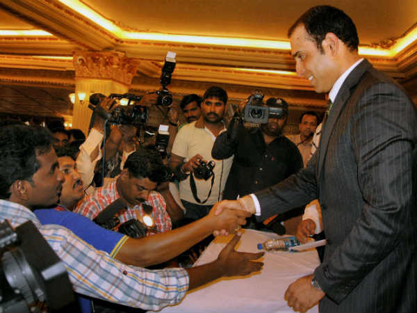 When Laxman announced his retirement in 2012