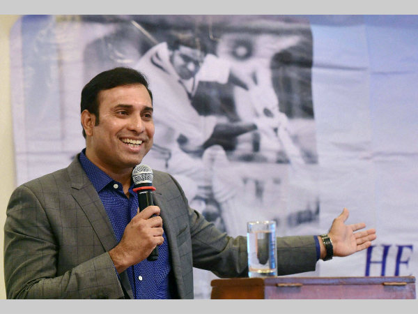 VVS Laxman delivers Dilip Sardesai Memorial Lecture in Mumbai on Thursday (September 29)