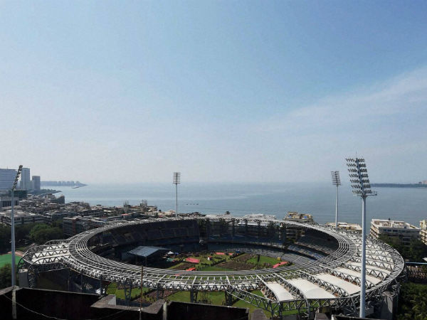 A file picture of Wankhede Stadium