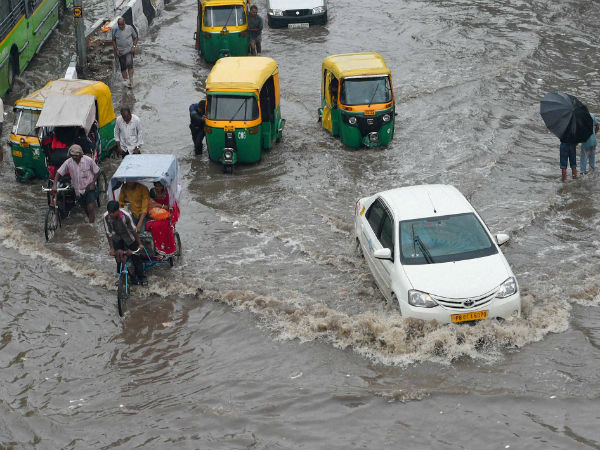 Waterlogging affects GDP too: Poll