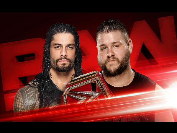 Owens vs. Reigns on Raw (image courtesy wwe.com)