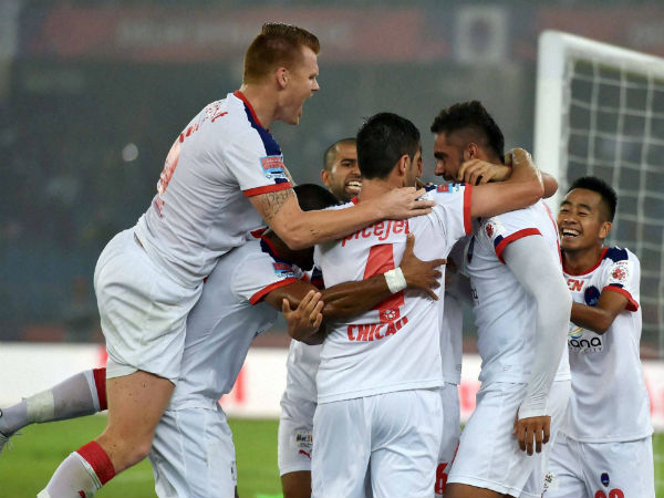 Delhi Dynamos register first win against Swedish club Skene IF