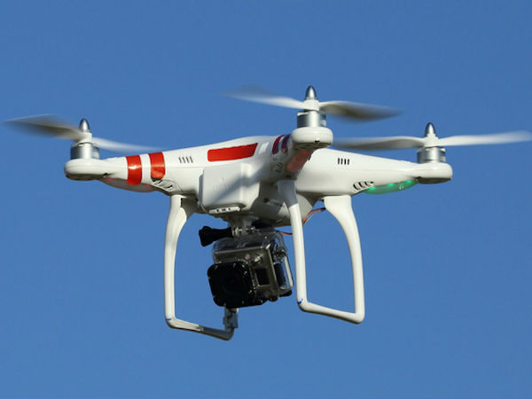 Police to use drone for better policing