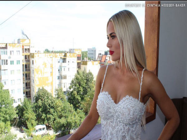 Lana had her wedding with Rusev in Bulgaria (image courtesy: Twitter)