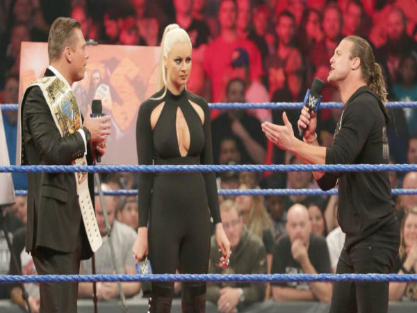 Ziggler dropped a bombshell on Smackdown (Image courtesy: wwe.com)